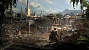 Assassin's Creed IV: Black Flag - zlatý věk pirátství