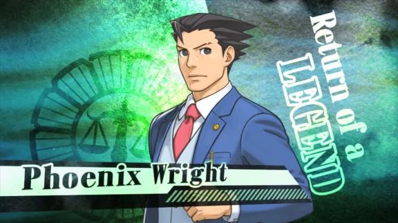 Právníkem navěky: Phoenix Wright se na 3DS vrátí na podzim