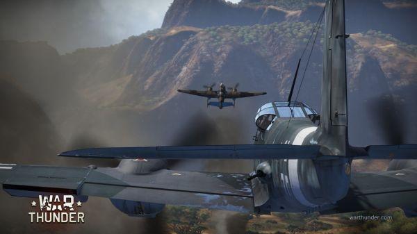 Válečné MMO War Thunder se chystá i na PlayStation 4