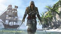 Ubisoft slaví vysoké prodeje ACIII trailerem na Assassin's Creed IV