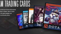 Steam rozjíždí sběratelské kartičky a levelovální profilu