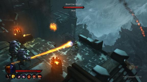 Diablo III pro PS3 a PS4 představuje ovládání
