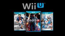 EA nemá ve vývoji žádné hry pro Wii U