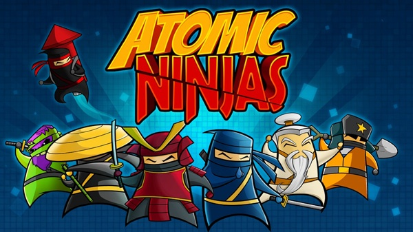 Pražské studio Grip Games oznamuje PSN arkádu Atomic Ninjas
