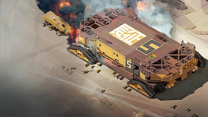Záběry ze hry a animaček naznačují, co lze čekat od Homeworld: Shipbreakers