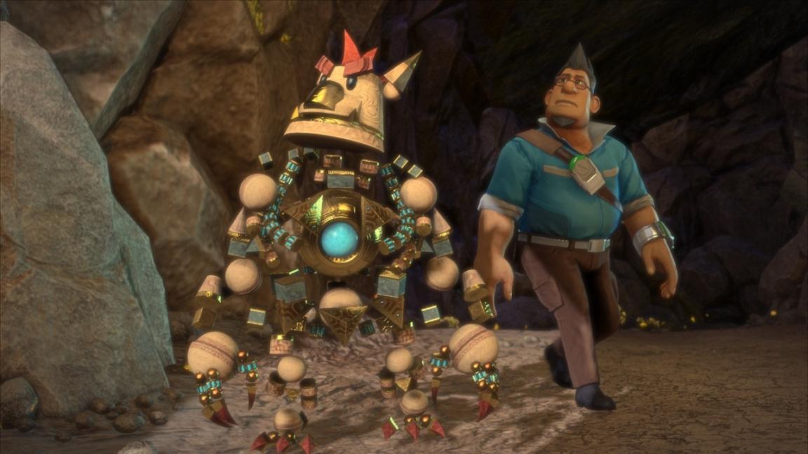 E3 2013 dojmy: Knack se mění před očima