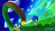 Sonic se přiřítil s první ukázkou ze své nové hry pro WiiU a 3DS