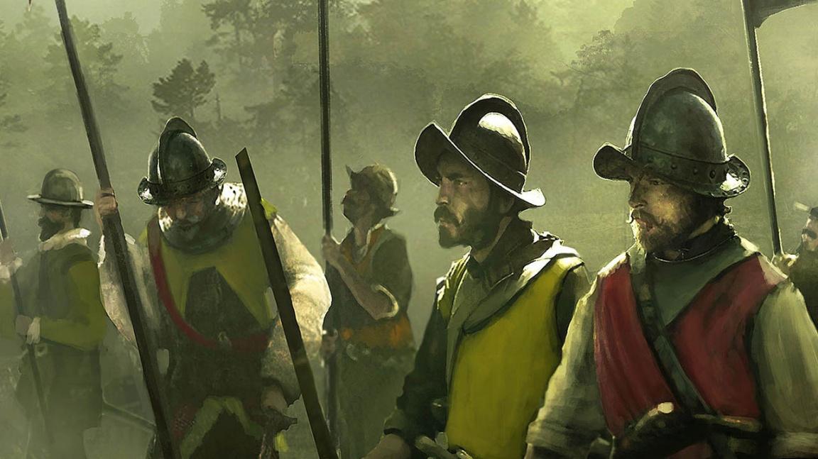 Expeditions: Conquistador - recenze