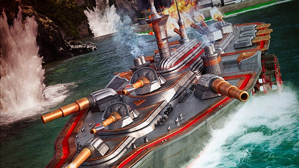 Leviathan: Warships - recenze