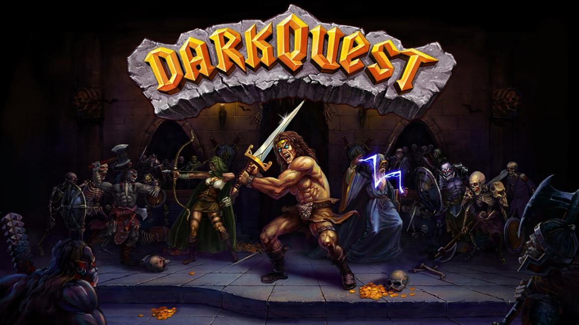 Dark Quest - recenze