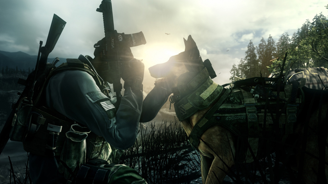 Call of Duty: Ghosts – recenze