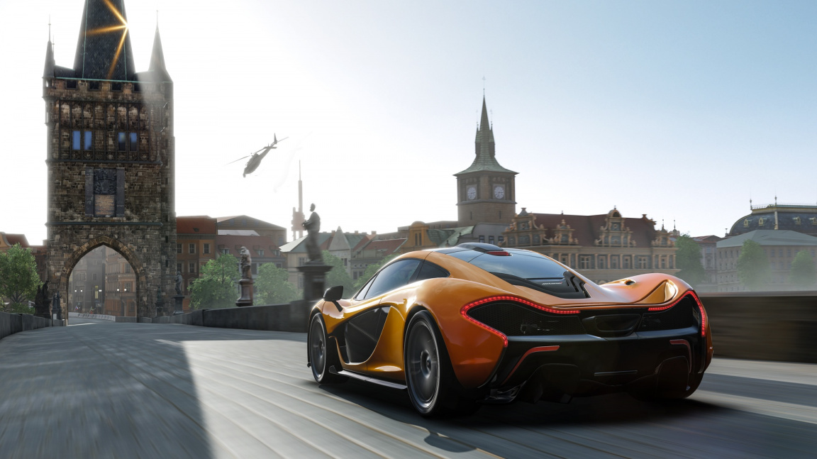 Drivatar technologie z Forza Motorsport 5 se bude učit z vašeho stylu jízdy