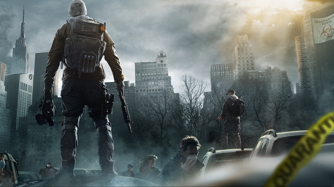 Division vypadá jako MMO kombinace Rainbow Six a Ghost Reconu