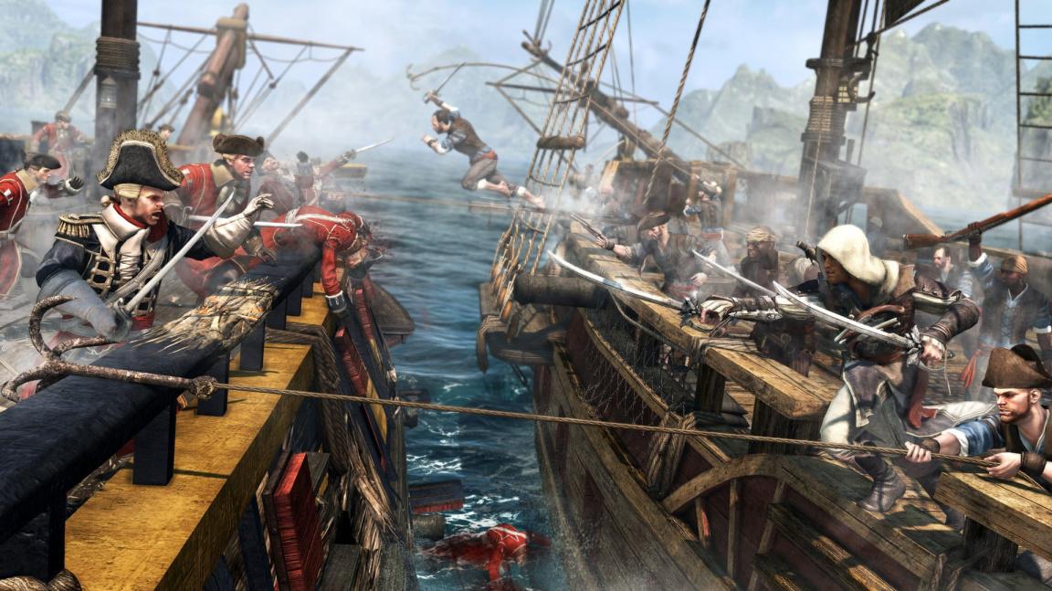 Ubisoft hráčům zdarma nadělí World in Conflict a Assassin's Creed IV: Black Flag