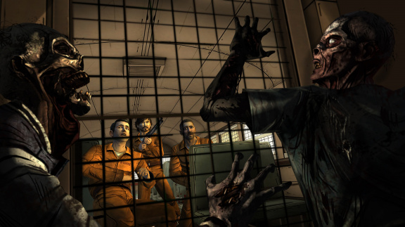 Telltale oznamuje novou Walking Dead epizodu 400 Days