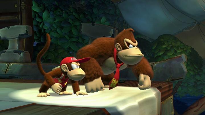 E3 2013 dojmy: Donkey Kong Country: Tropical Freeze