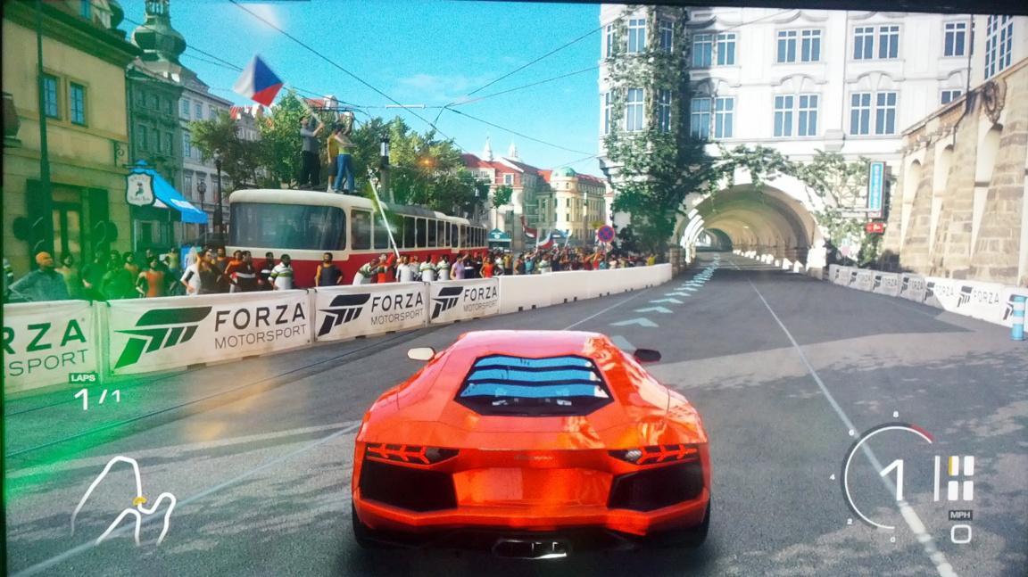 Blogy z LA: projížďka Prahou ve Forza Motorsport 5