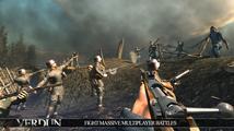 Multiplayerovka Verdun vás pošle bojovat do První světové