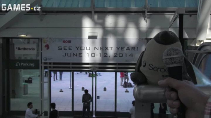 Videoblogy z E3: Pravidla výstavy aneb slovo ředitele na závěr