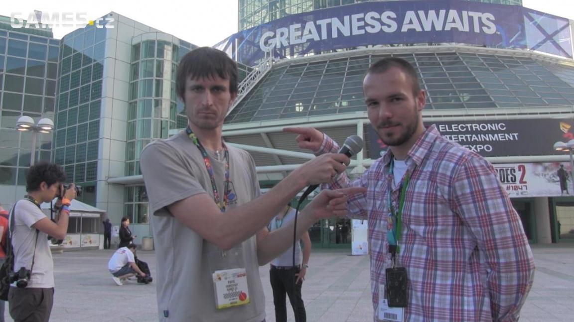 Videoblogy z E3: rozloučení s výstavou, která nezklamala