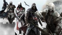 Ubisoft v současnosti připravuje tři Assassin's Creed hry