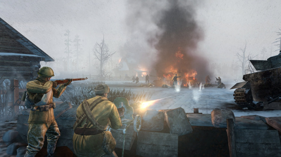 Company of Heroes 2 - recenze