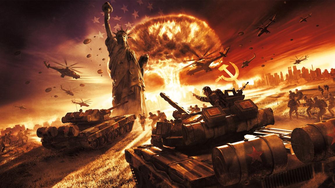 Hledání zatraceného času: zapomenutý World in Conflict