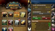 Mobilní aplikace World of Warcraft byla hacknuta