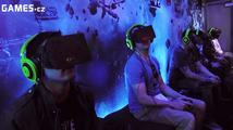 Reportáž o virtuální realitě v podání EVR a Oculus Rift