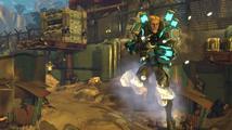 Firefall předvádí zuřivou bitvu v Blackwater Anomaly