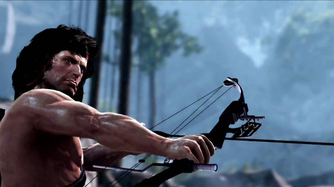Rambo: The Video Game - recenze