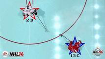 NHL 14 nabídne možnost hrát hokej jako před dvaceti lety
