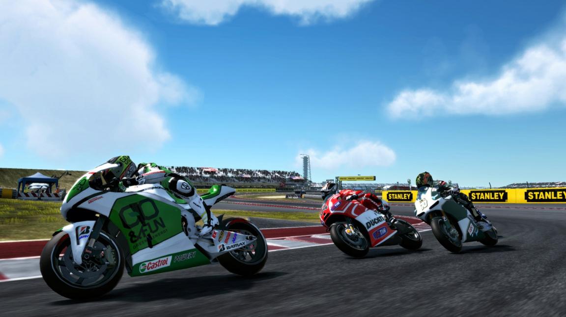 MotoGP 13 - recenze