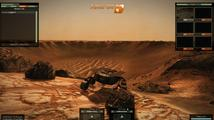 Průzkum Marsu v české simulaci Take On Mars začne v srpnu