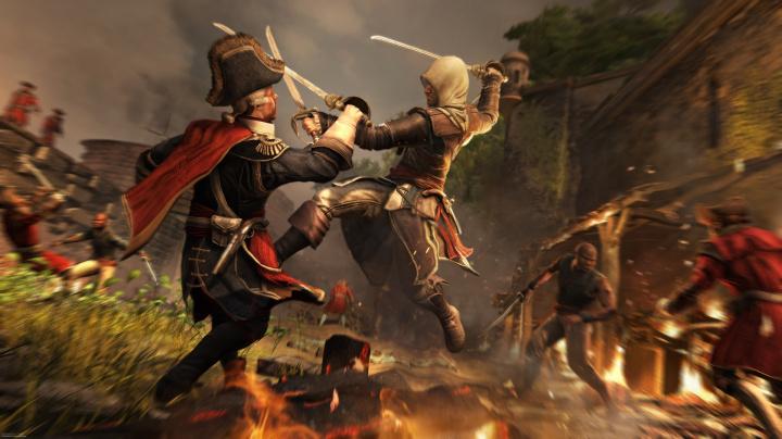 Jak se točil hraný trailer Defy k Assassin's Creed IV: Black Flag