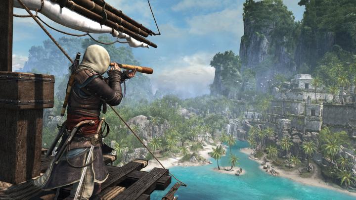Next gen verze Assassin's Creed IV ukazuje své technologické přednosti