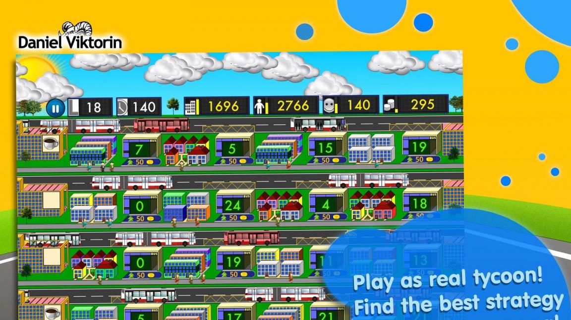 City Bus Tycoon HD