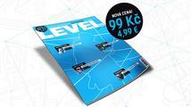Vyšel nový LEVEL 232 za 99 Kč - co vás v něm čeká a nemine