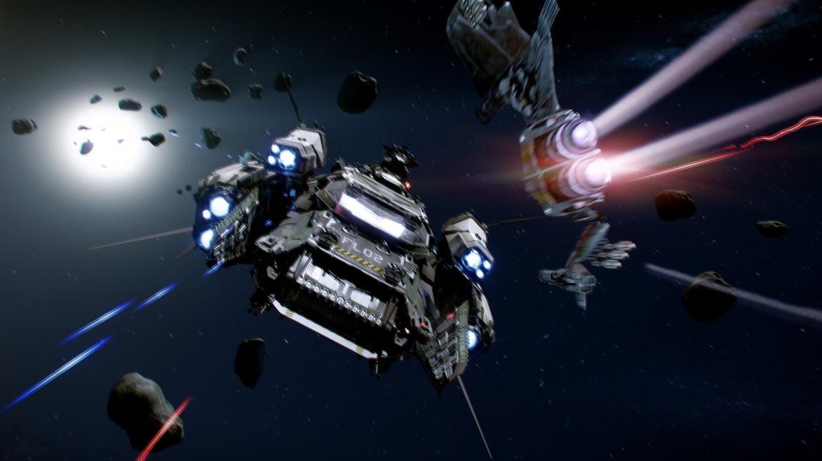Star Citizen Alpha 3.6: Právo a (ne)pořádek
