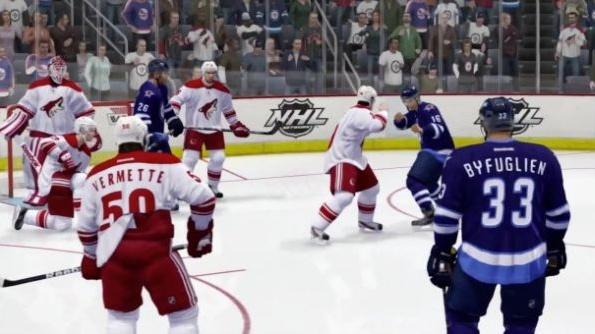 NHL 14 představuje reálnější ovládání hokejky