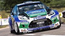 Zasněžená rallye a burácení motoru v traileru na WRC4