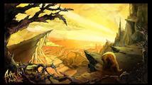 Aaru's Awakening je nádherná plošinovka s teleportujícím se lvem