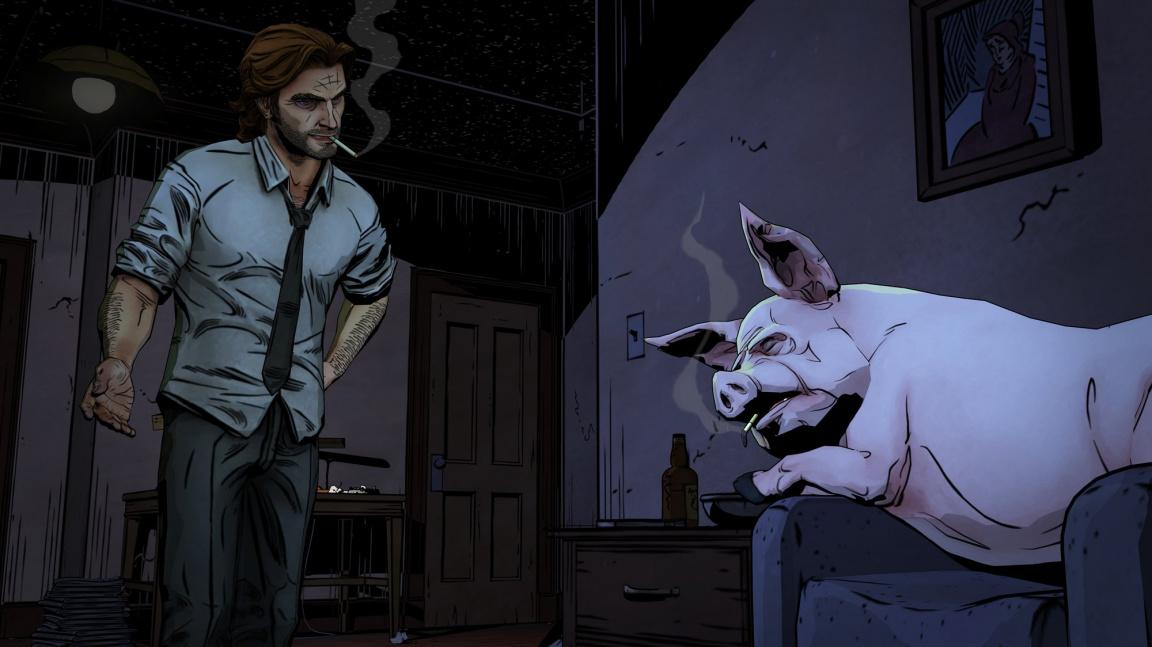 The Wolf Among Us - recenze 1. epizody
