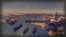 Krev, zrada a další libůstky v traileru na Total War: Rome II