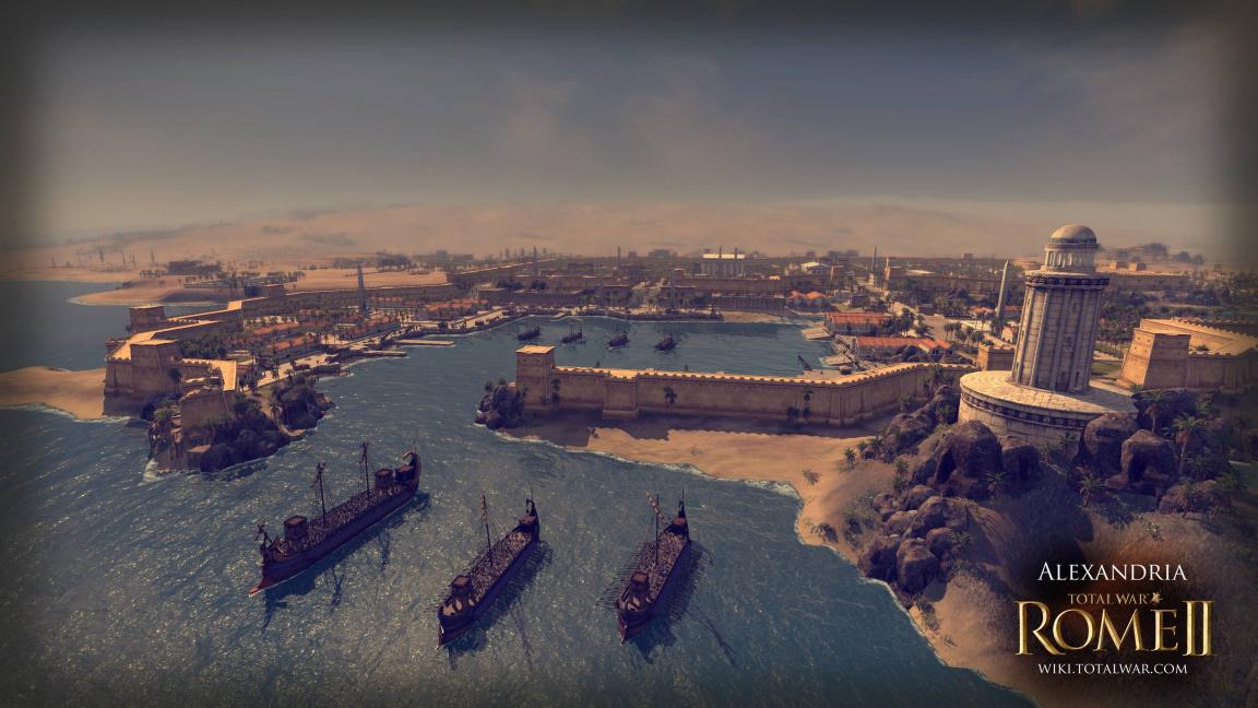 Jak se vyrábí obléhání Kartága pro Total War: Rome II