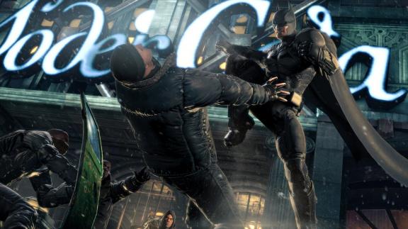 Tvůrci Arkham Origins naznačují novou hru s Batmanem