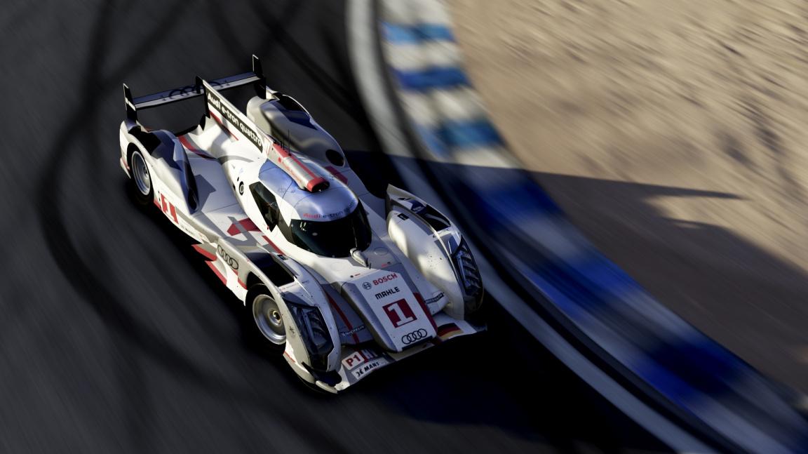 Projížďka na Laguna Seca na videu z Forza Motorsport 5