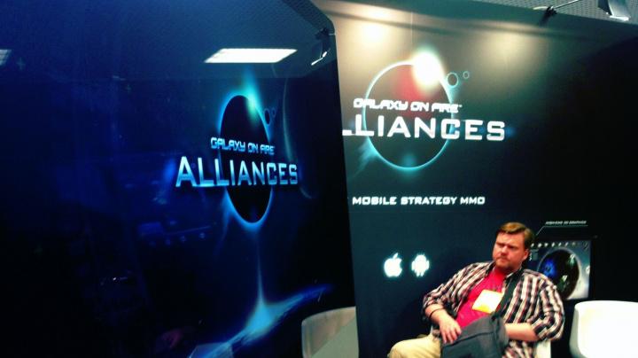 Galaxy on Fire: Alliances bude jen pro trpělivé hráče