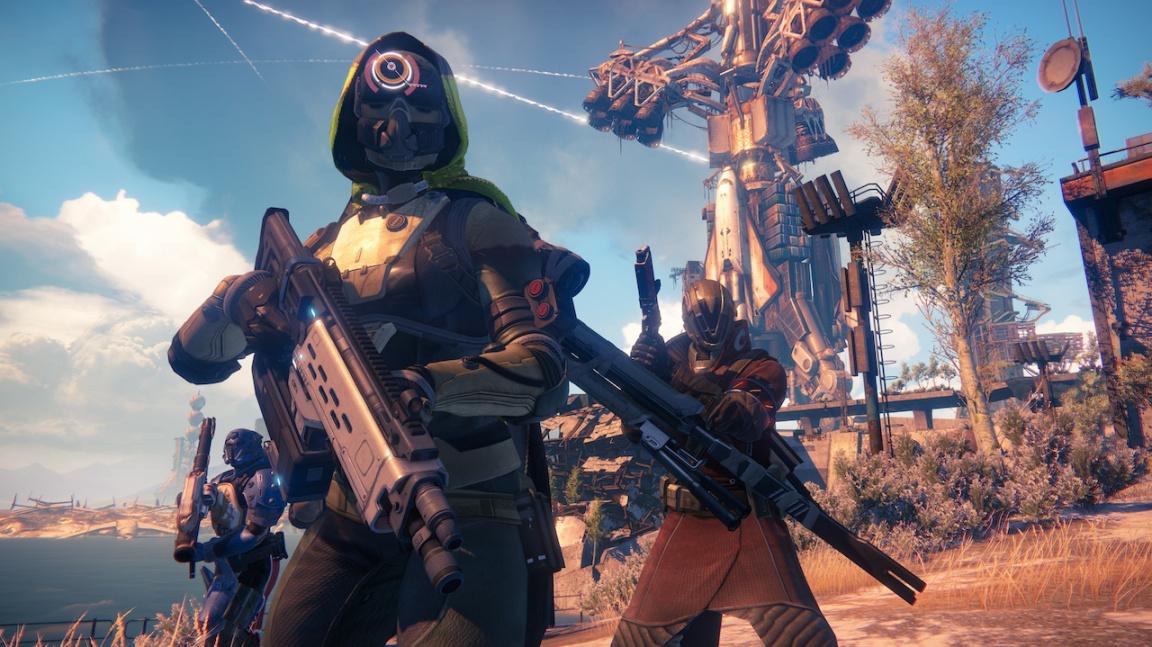 Bungie vydá rozmáchlou akci Destiny v září 2014