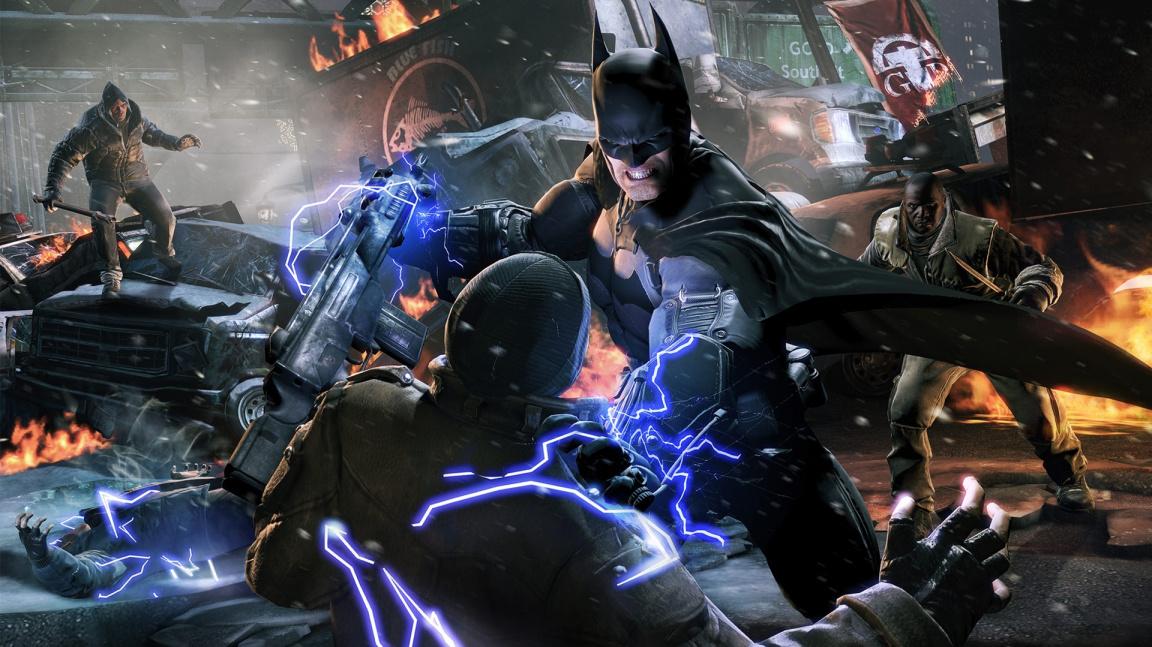 17minutové video představuje základy Batman: Arkham Origins